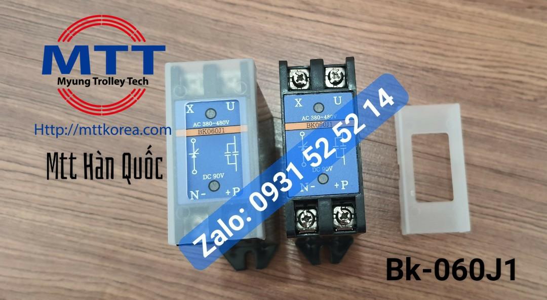Thiết Bị Cầu Trục MTT Hàn Quốc Diot BK-060J1 Hàn Quốc
